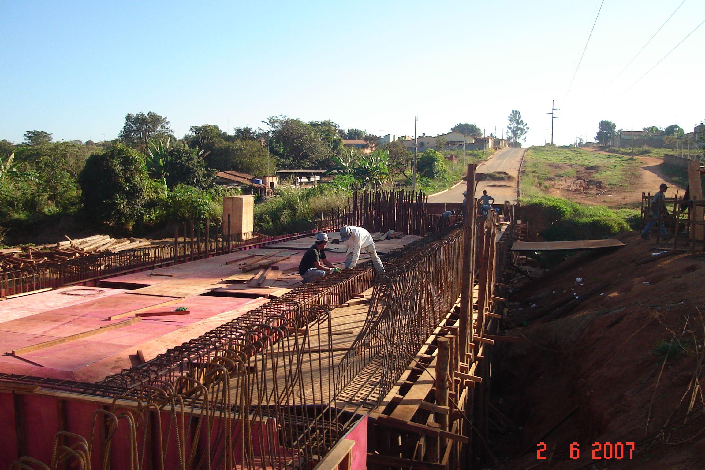 Ponte Av. V-005 - Aparecida de Goiânia (2007)